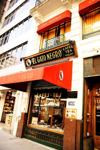 El Gato Negro - Café