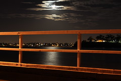 Full Moon on the Swan River