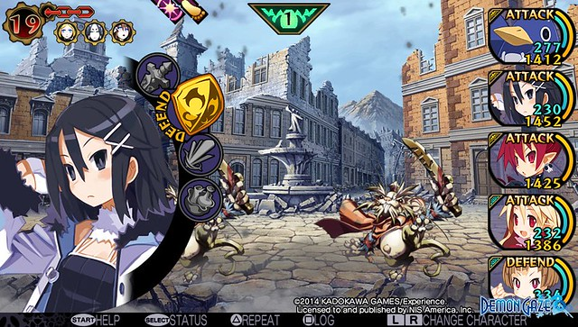 Demon Gaze for PS Vita