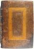 Binding of Lucanus, Marcus Annaeus: Pharsalia