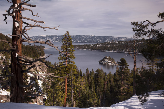 Winter at Tahoe