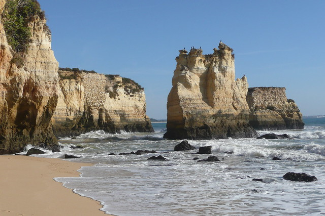 Praia do Pinhao, outside Lagos, Algarve