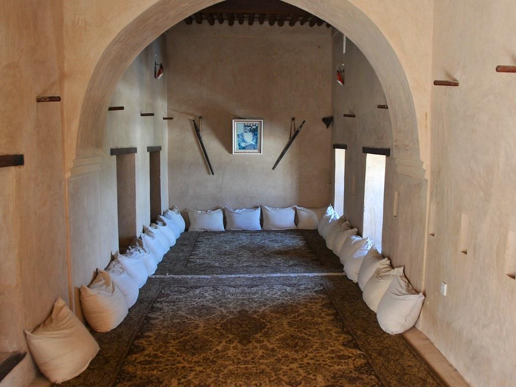 oman: fort nakhal - 03