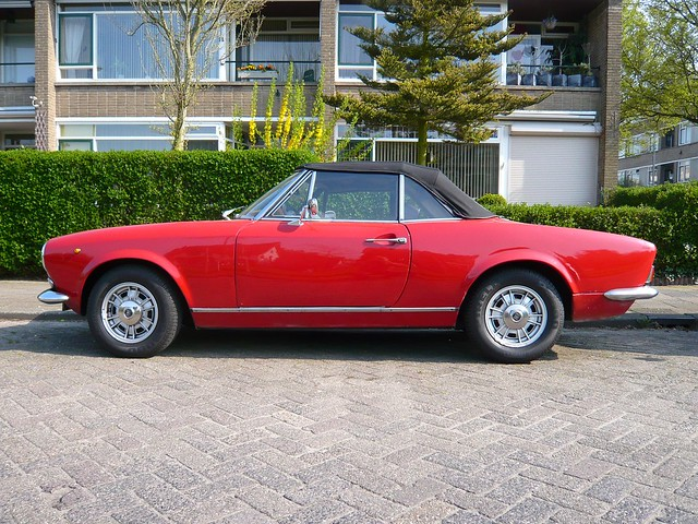 Fiat 124 sport spider 1800 us 1975 flickr photo sharing - 1975 fiat 124 sport coupe ...