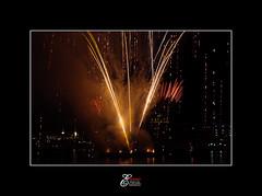 VivoCity 4th Anniversary Fireworks 2010