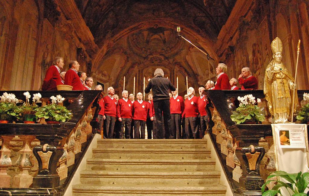 Concerto di Natale a Sesto Calende - 11/12/2010