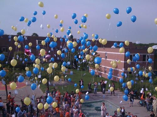 Heliumballonnen Ballonoplating