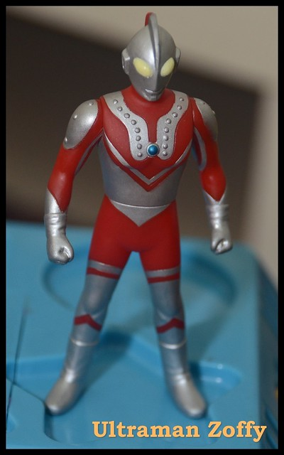 Ultraman Zoffy   Flick...
