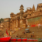 Munshi Ghat at Dawn - Varanasi, India
