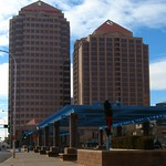 Two Tallest Buildings in Albuquerque, New Mexico