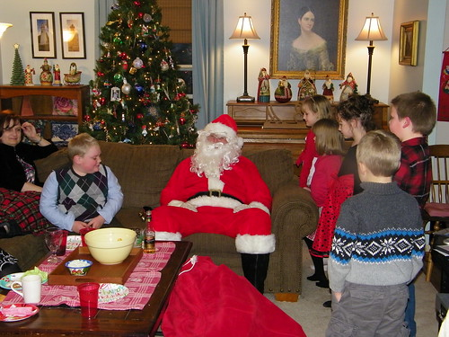 Holland-Fawcett Family Christmas Party (2010)