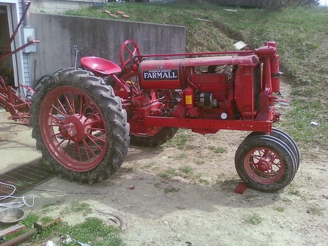 Farmall F 12 : Farmall f flickr photo sharing