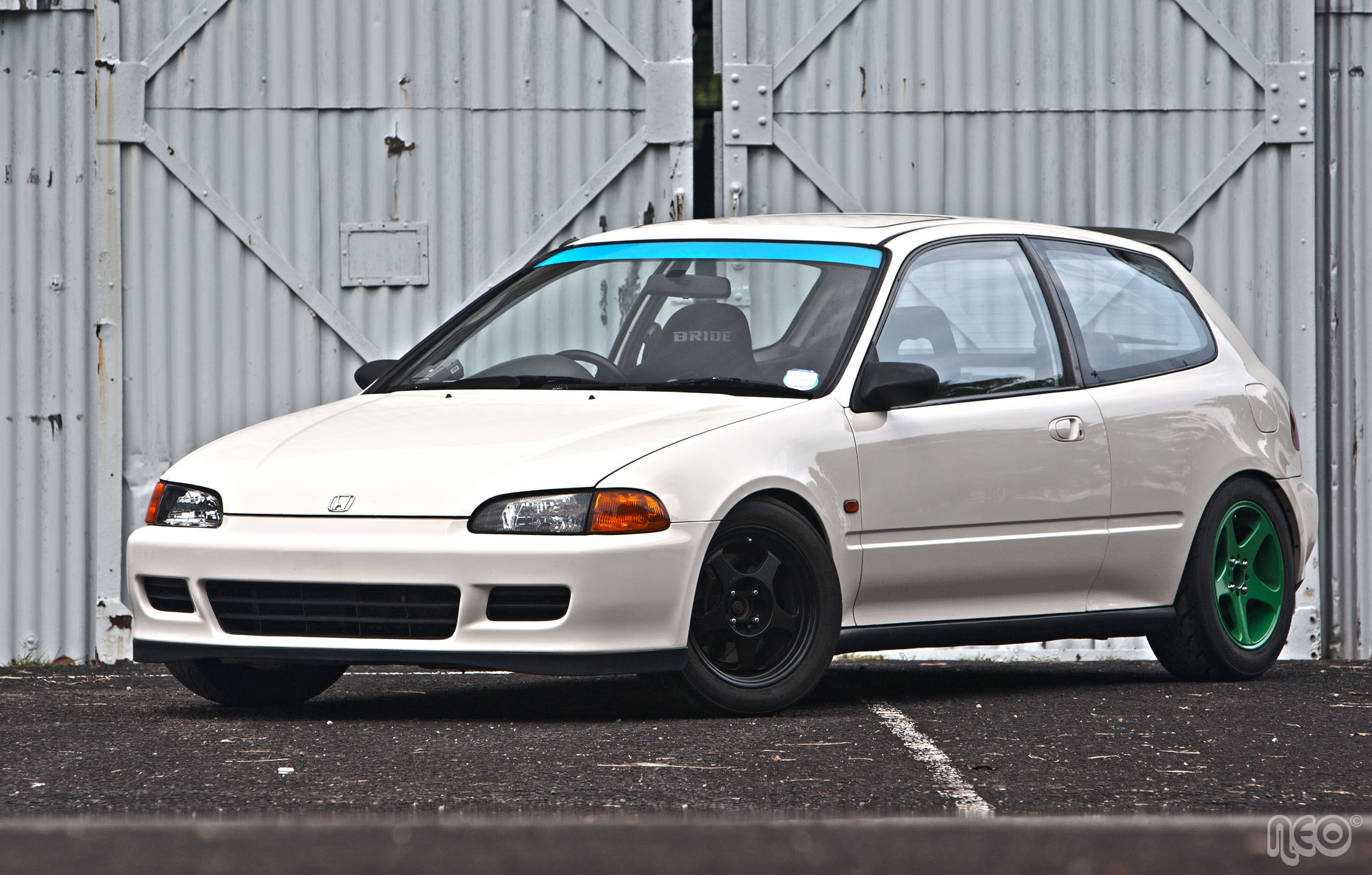 jdm civic eg6   viewing gallery