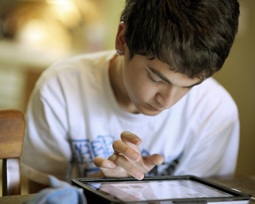 Drew iPad