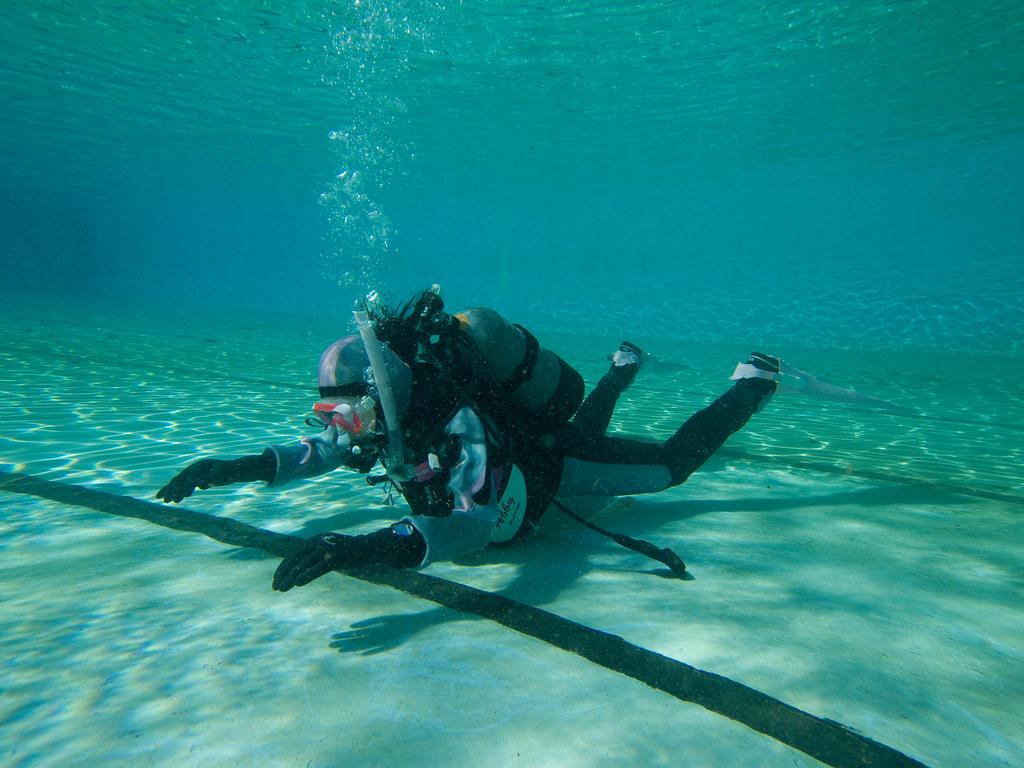 Flotabilidad buceo