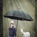 come under my umbrella by AlicePopkorn