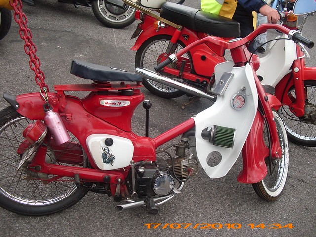 honda cub riding in ireland 2012 more cubs that have. Black Bedroom Furniture Sets. Home Design Ideas