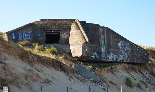 blockhaus, ile de ré, saint clement des baleines, batterie kuni