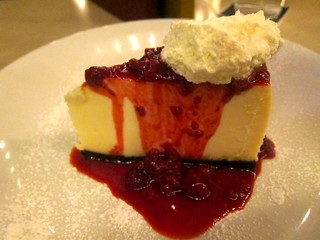 White Chocolate Cheesecake | Cactus Club Cafe
