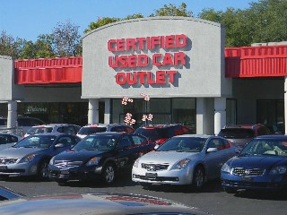 10 Used Cars Under $10,000