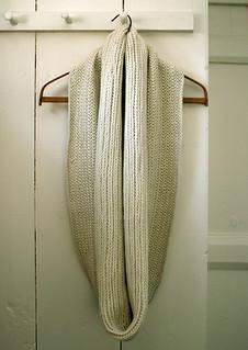Whit's Knits: Big Herringbone Cowl