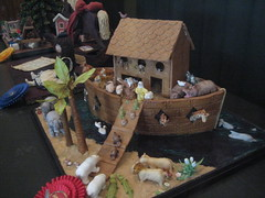 art, miniature, nativity scene, toy,
