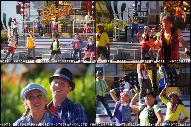 disney channel parade