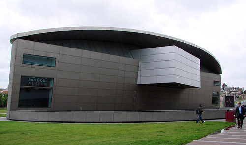 Van Gogh Museum Exhibition Wing (1990-1998) - asli aydin