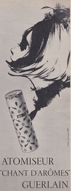 Guerlain - 1963 - Chant d'aromes perfume