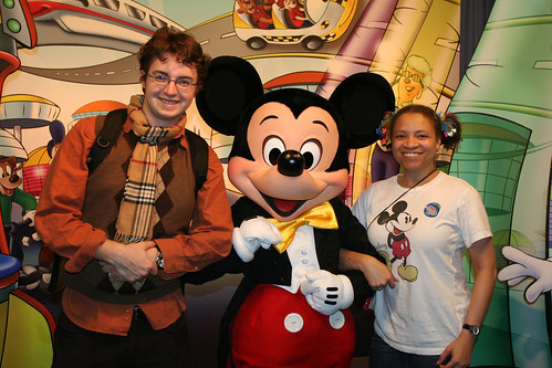 Adam, Mickey Mouse, and Me!