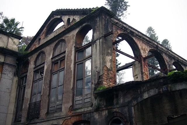 Lisbon: abandoned