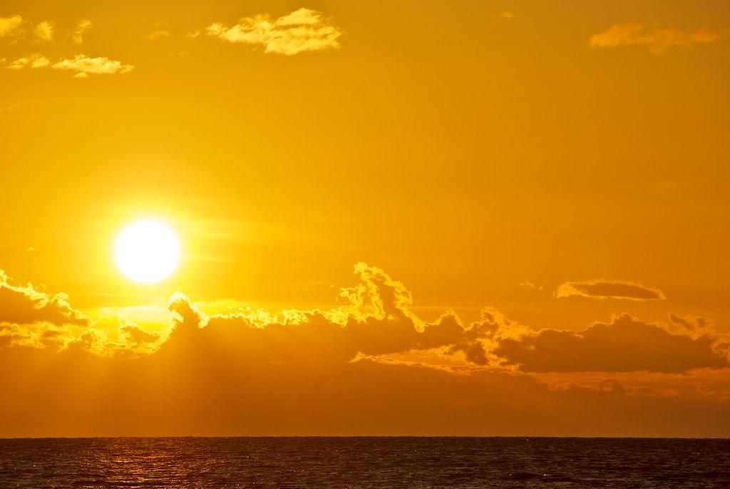 Lake Malawi Sunrise