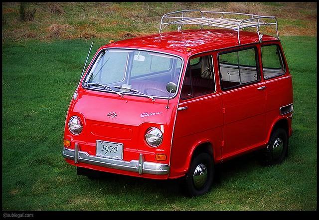 Stanley - A 1970 Subaru 360 Van (Sambar) | I've owned ...