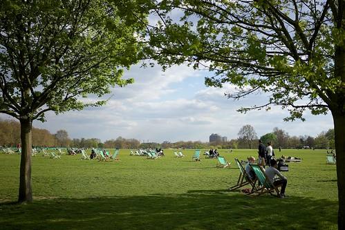 London Parks Hyde Park