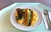 Pikeperch on cream sauerkraut with mashed potatoes / Zanderfilet auf Rahmsauerkraut mit Kartoffelpüree