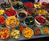 All these peppers would kill me, but they sure are pretty :hot_pepper: :fire: