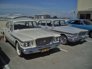 1962 Chrysler RV1 (R Series) and SV1 (S Series) Valiants