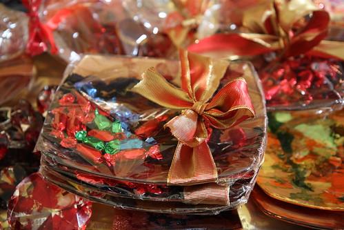 Christmas bazaar: stall