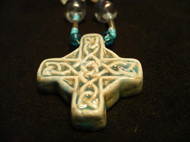 Celtic Cross Machine Embroidery Design