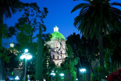 Catedral de tarde