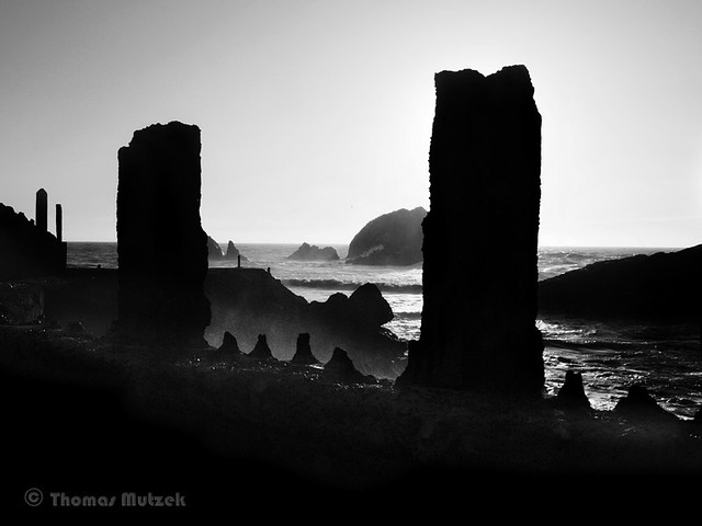 Sutro Bath Ruins, San Francisco, 2009