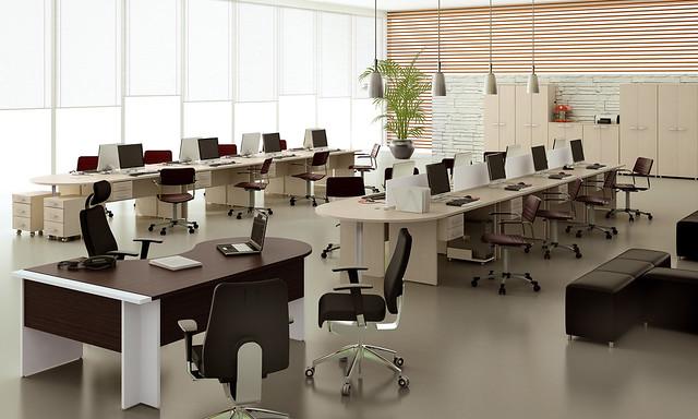 mobiliario jardim jumbo:Bancada Linear Escritorio – PROJETO K Mobiliário Corporativo