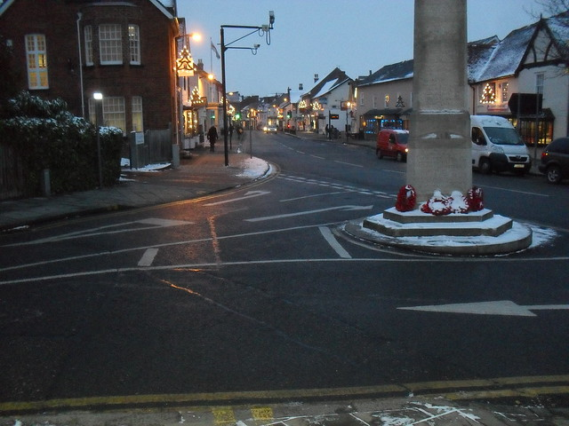 Great Dunmow High Street