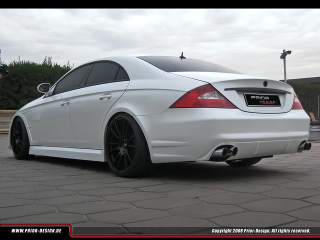 prior design mercedes benz cls cls500 cls600 prior. Black Bedroom Furniture Sets. Home Design Ideas