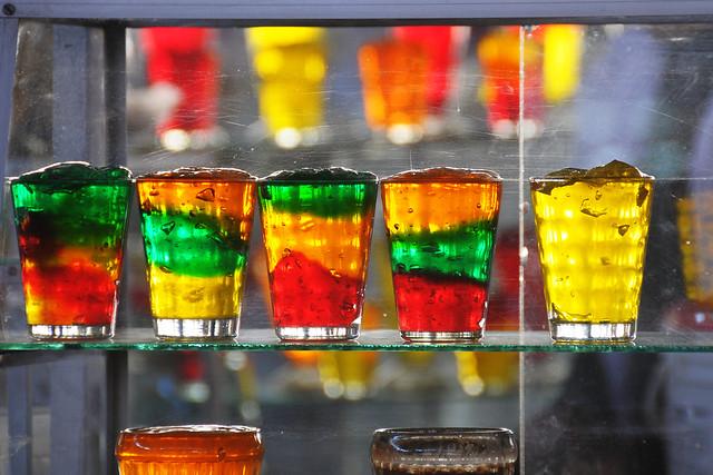 Vasos de colores flickr photo sharing - Vasos de colores ...