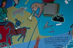 Mural Hotel Conrad - Carlos Páez Vilaró | 101219-8084-jikatu