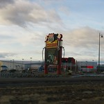 Route 66 Casino, West of Albuquerque, New Mexico