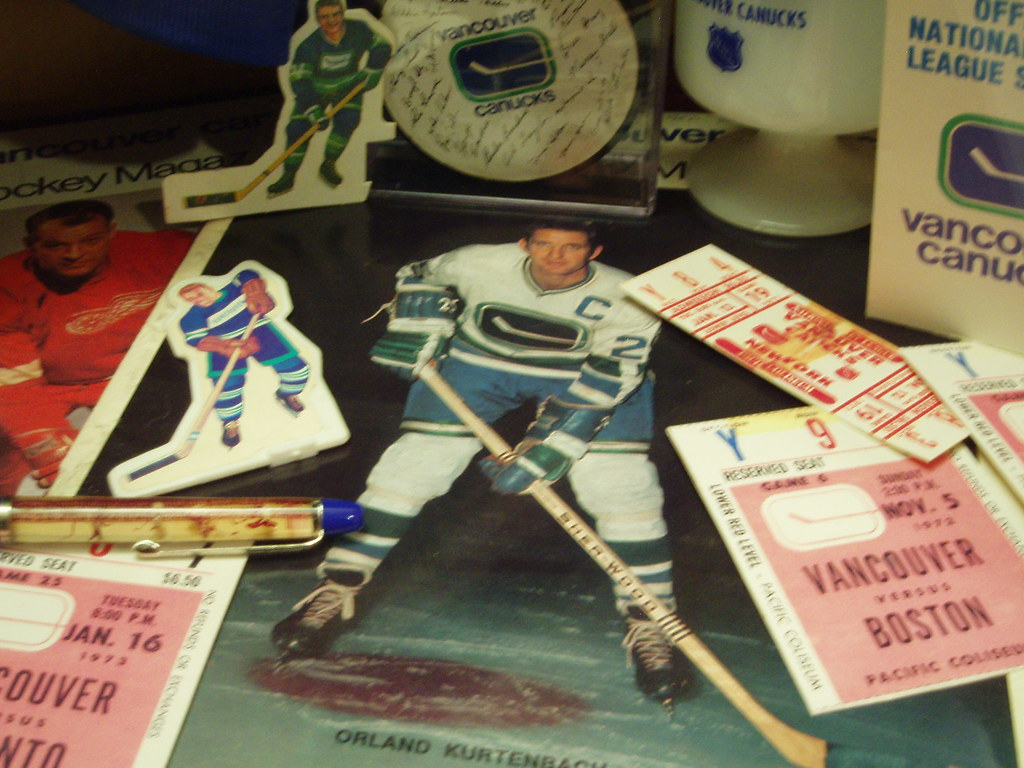 size 40 c4151 b0800 Canucks Souvenirs | Artifacts commemorating the Vancouver Ca ...