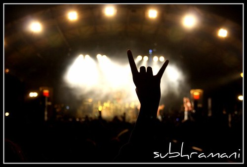 Great Indian Rock 2010