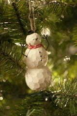 flower(0.0), snowman(0.0), branch(1.0), tree(1.0), christmas decoration(1.0), christmas tree(1.0), christmas(1.0), fir(1.0),